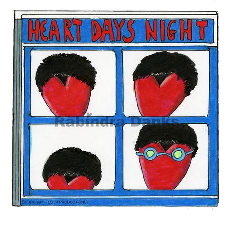 HEART DAY'S NIGHT