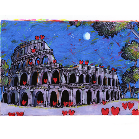 HEARTS IN ROME
