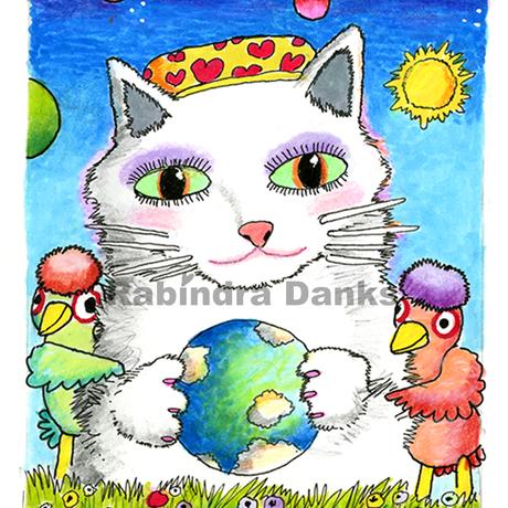 WE LOVE EARTH(CAT)