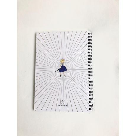 五月女乙女ノート004「NIKUPUNCH!」