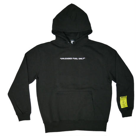 CAR CLUB HOODY (BLACK)