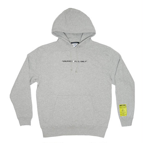CAR CLUB HOODY (GREY)