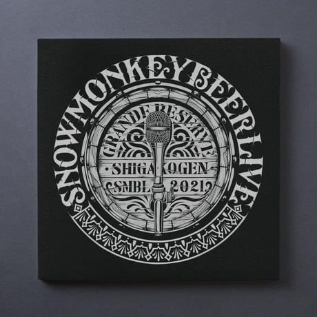 SNOW MONKEY BEER LIVE 2021 [V.A. LP]