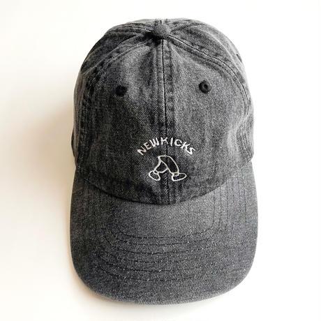 NEW KICKS CAP 2021 [DENIM BLACK]