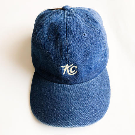 KC CAP [DENIM]