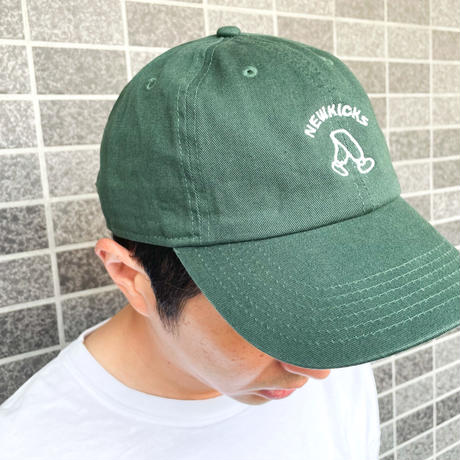 NEW KICKS CAP 2021 [DARK GREEN]