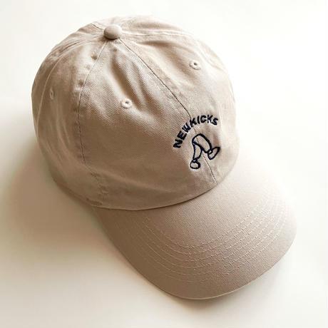 NEW KICKS CAP 2021 [BEIGE]