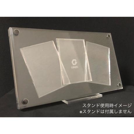 GINZO TRILITH(トライリス) 三連扇形 (UVカット97%)