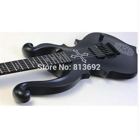 エレキギター EMG81 ピックアップ 高品質 海外 ノーブランド マホガニー 22フレット ローズウッドフレット メープル 上級者向け
