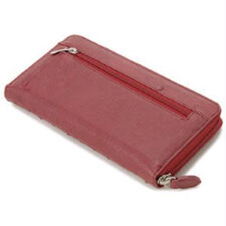 【即納】オーストリッチ ラウンド 財布