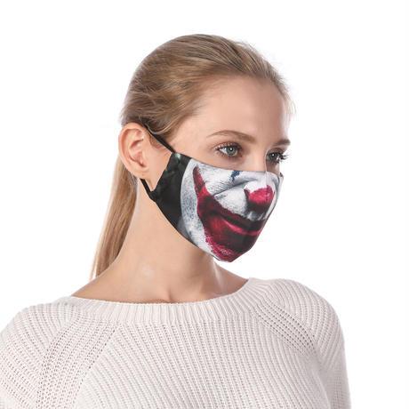 再利用可能ファッションマスク