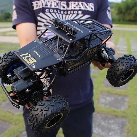 4WD 2.4グラム ラジオ コントロール バギー トラック おもちゃ 子供