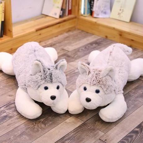 可愛い 柴犬 犬 ぬいぐるみ 動物 コーギー 枕 抱き枕 110cm