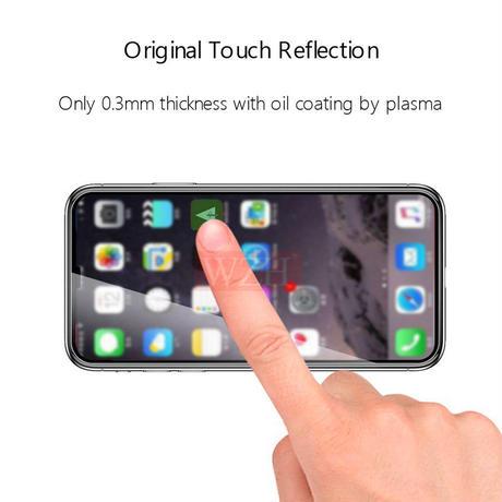 iphone x 保護フィルム おすすめ 保護ガラス iPhone6,6S,6Plus,6SPlus,7,7Plus,8,8Plus,XS,XR スクリーンプロテクター 完全に液晶を保護 強化ガラス