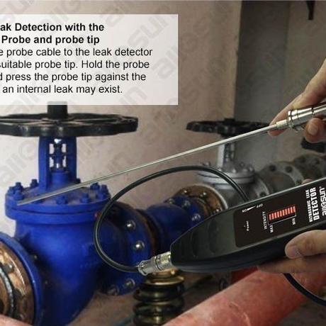 空気漏れ測定器 探知器 商業用 業務用 診断ツール