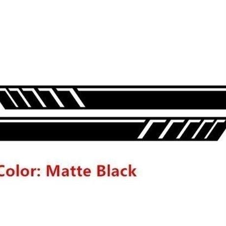 メルセデスベンツ Gクラス ゲレンデ G63 G65 W463 G500 G55 W463 サイドステッカー ドアステッカー ドレスアップ