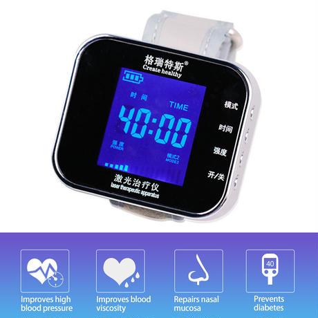 レーザー治療 糖尿病 腕時計 高血圧 治療 レーザー 副鼻腔炎 治療装置