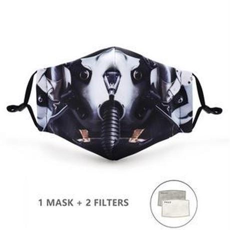 再利用可能 ファッションマスク