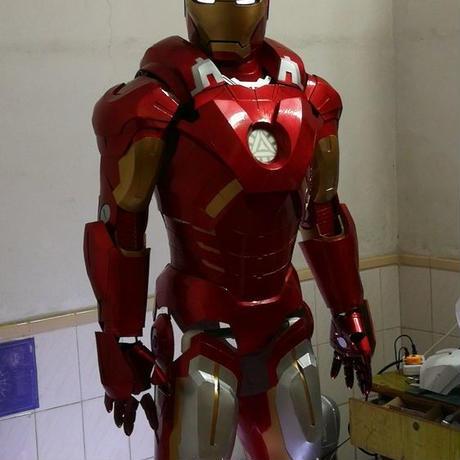 アイアンマン 究極的なクオリティの鎧 コスプレ アベンジャーズ ハロウィン オーダーメイド IronMan アーマーコスチューム