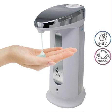 ソープディスペンサー 自動 洗剤 食器 オート ハンドソープ