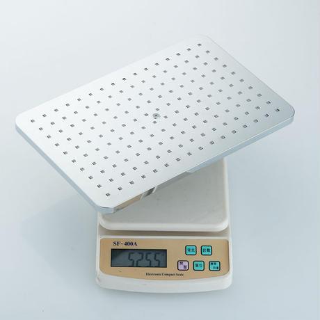 電源要らずの浴室シャワーセット おしゃれ 3機能 LEDデジタルディスプレイ シャワーヘッド サーモスタット