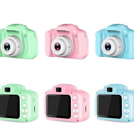 子供 ミニカメラ 知育 玩具 ベビーギフト 誕生日 ギフト デジタルカメラ ビデオカメラ