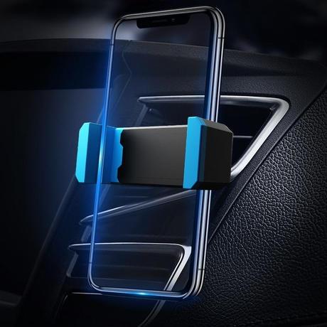 携帯電話ホルダー 電話 スタンド 車内での電話を快適サポート マウントホルダー 4-6インチの携帯電話用