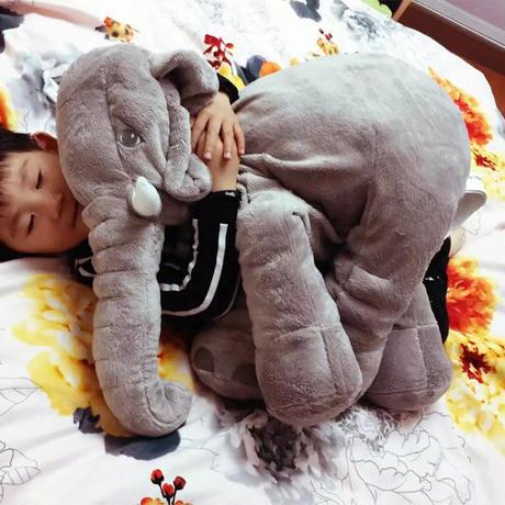 60cm 幼児 ぬいぐるみ 象 赤ちゃん おもちゃ 枕 抱き枕