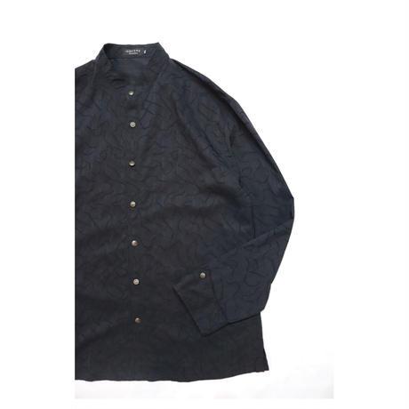 Stand collar Design L/S shirt From korea