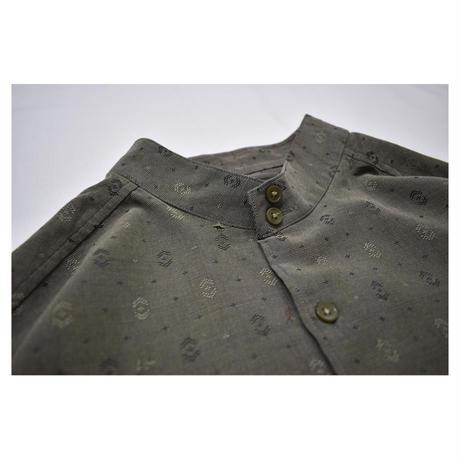 Euro Stand collar Design L/S shirt