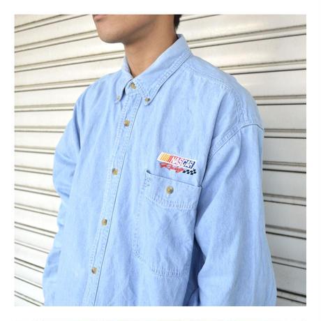 NASCAR Denim shirt