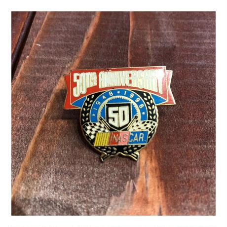 NASCAR 50th anniversary Pins