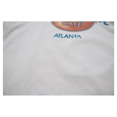 """90s Hard Rock Cafe S/S T-shirt """"ATLANTA"""""""