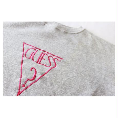 90s GUESS スウェットシャツ