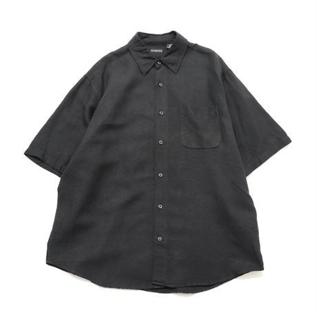 Black Checkered S/S Shirt