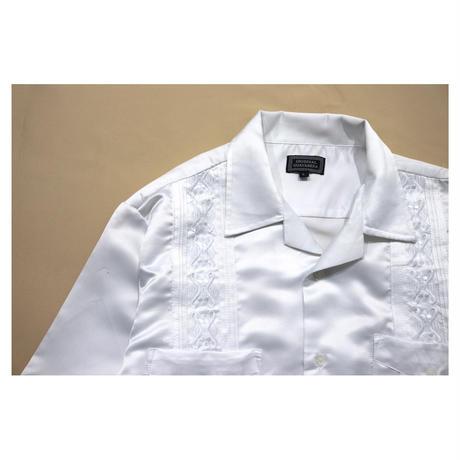 Guayabera Embroidery S/S Shirt