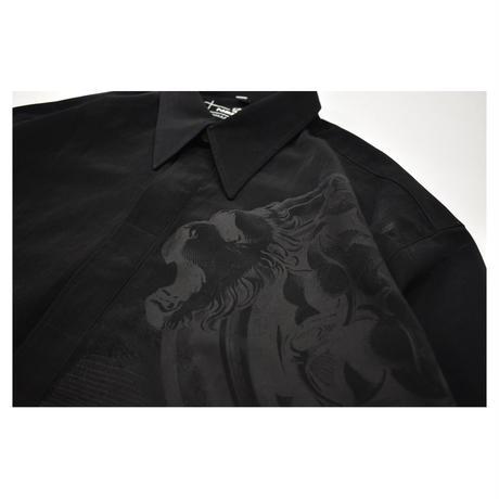 Lion printed L/S shirt