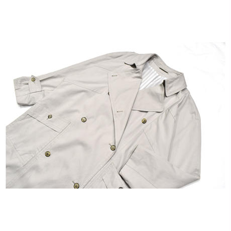 wide trench coat