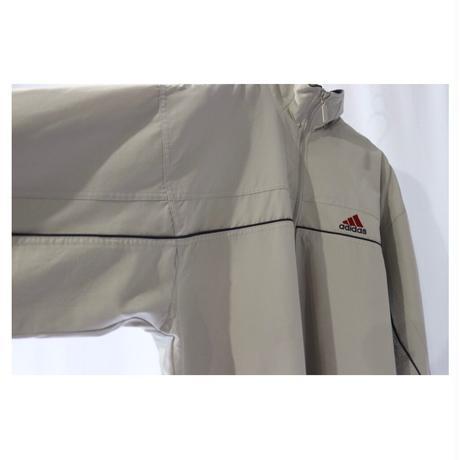 90s adidas パフィーマンスロゴ ナイロンジャケット