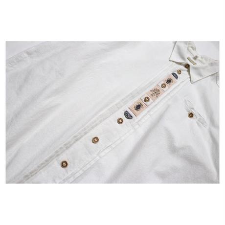 """Euro Tyrolean embroidery shirt """"LANDHAUS"""""""