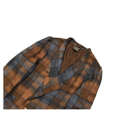Old Checked Jacket
