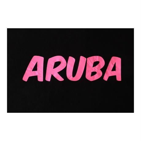 ARUBA ロゴスウェットシャツ