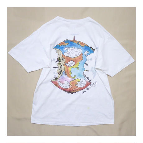 """90s Hard Rock Cafe signature series S/S T-shirt """"Don Henley"""""""