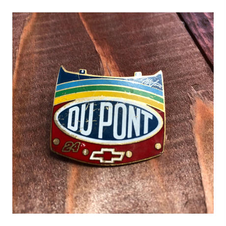 "#24 JEFF GORDON ""DU PONT"" 90s pins"