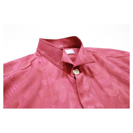 Wing collar Design L/S shirt