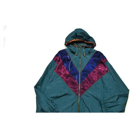 Old Design Nylon Jacket