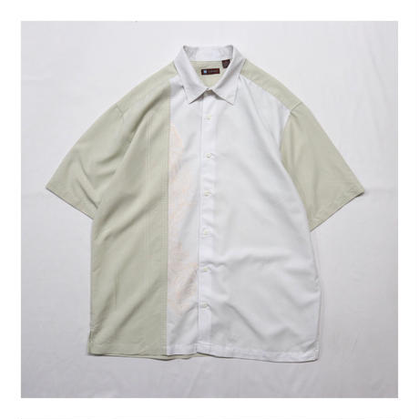 Embroidery Design S/S shirt