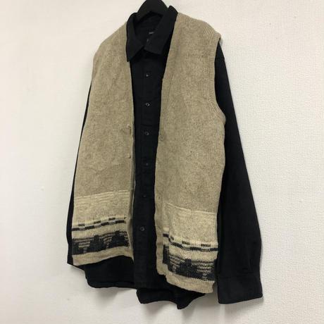Old Knit Vest