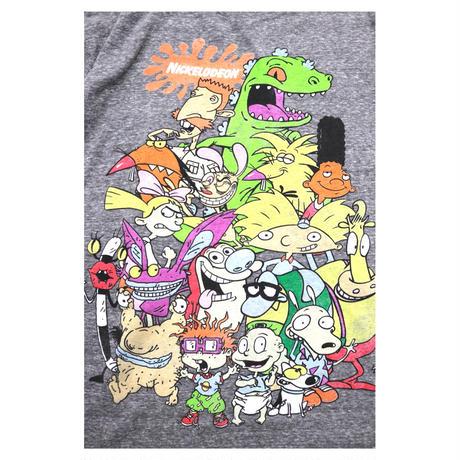 Nickelodeon キャラクター S/S Tシャツ