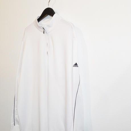 adidas oversize Half Zip L/S T-shirt